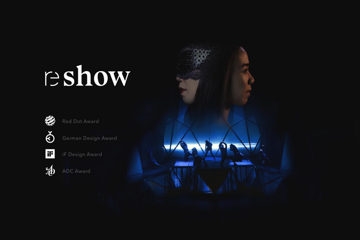 re.show receives awards